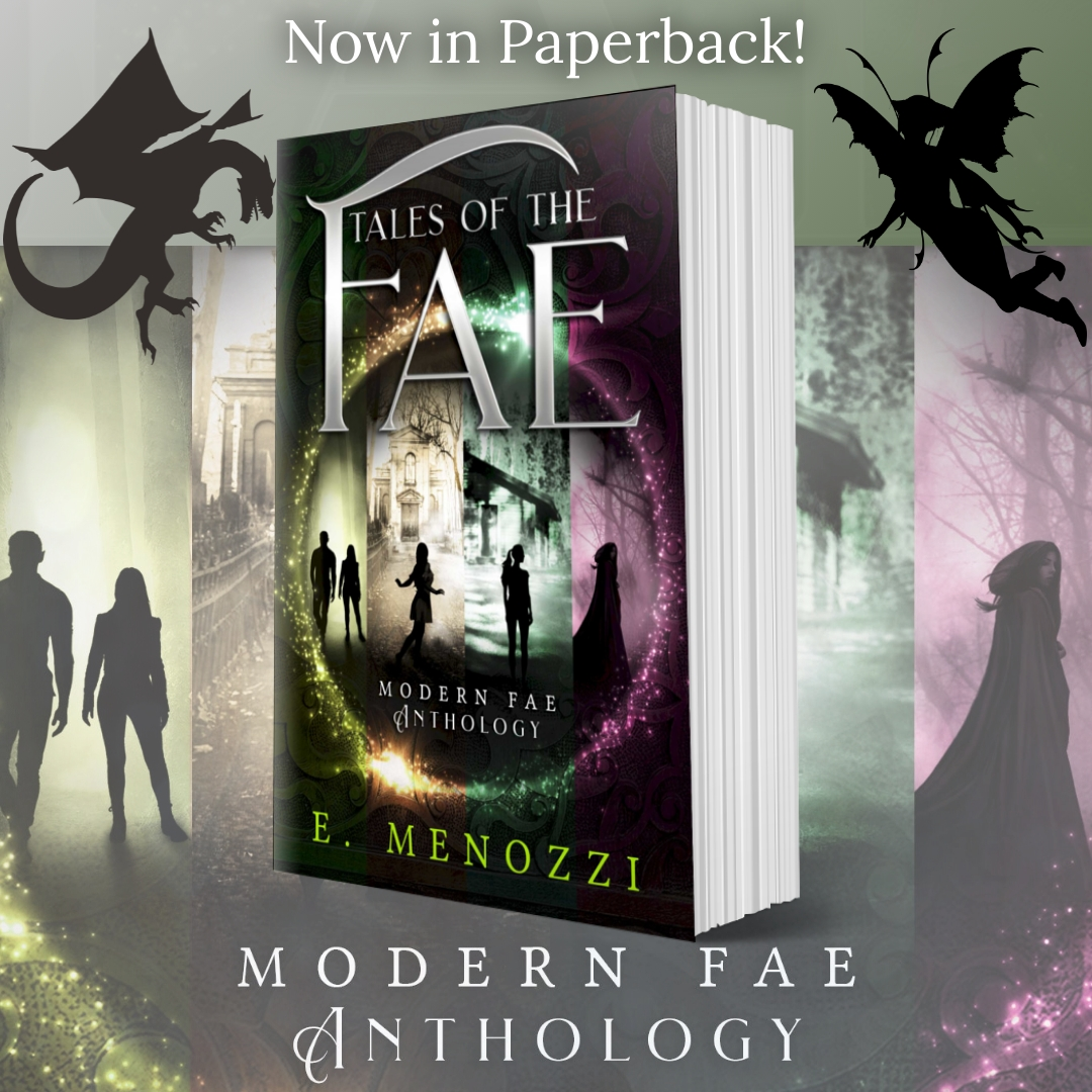 The first three novels in the Modern Fae series.