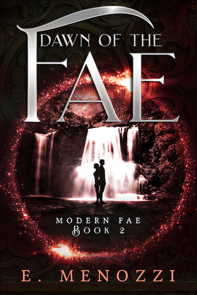 Dawn of the Fae book cover