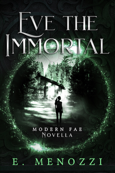 Eve the Immortal book cover