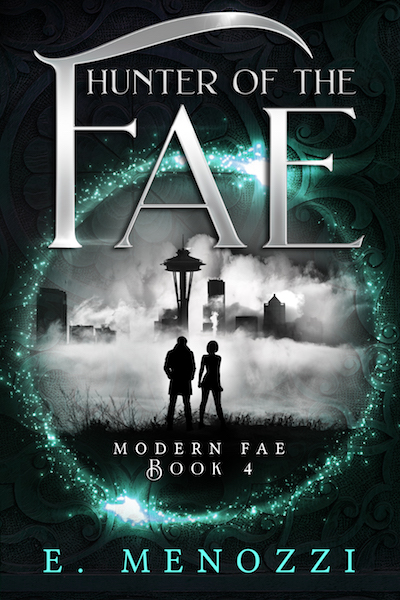 Hunter of the Fae book cover